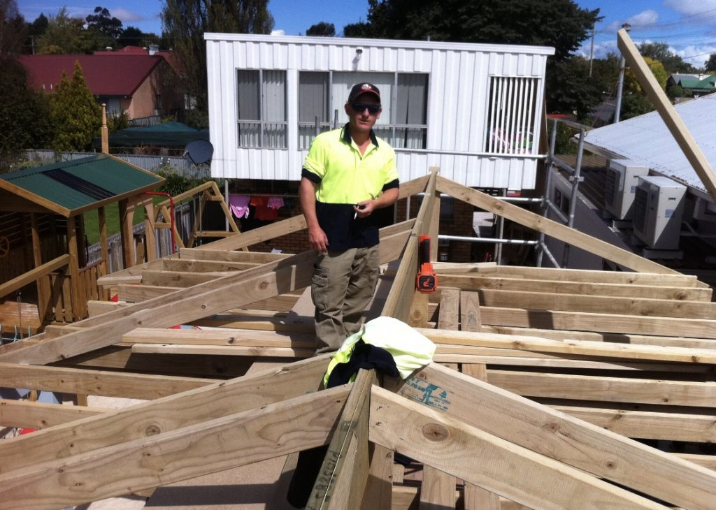 Construction Training Qualifications Central Coast NSW Youth Cultural Training Professional Trade Training Women in Construction Training Craig5