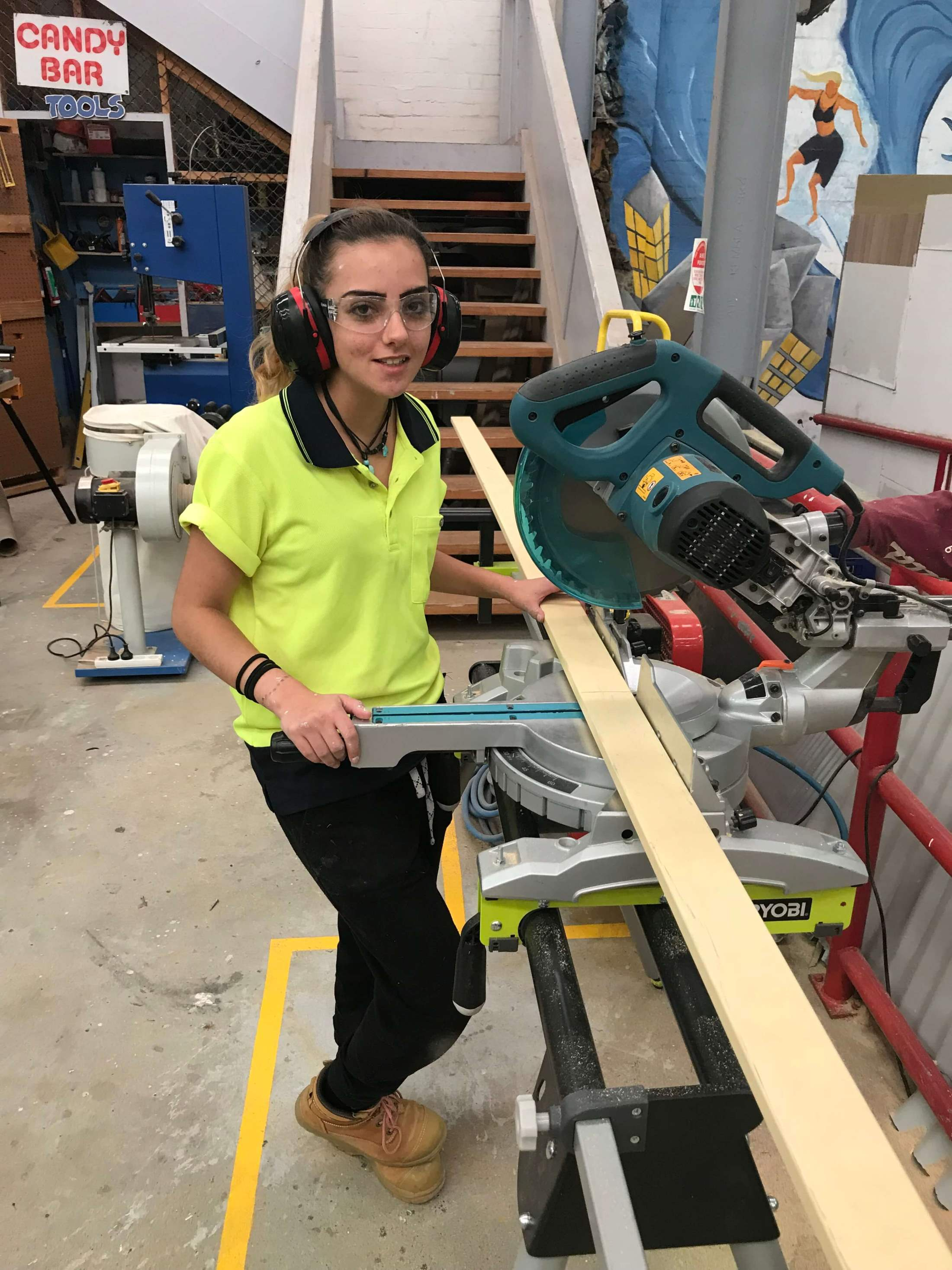 Construction Training Qualifications Central Coast NSW Youth Cultural Training Professional Trade Training Women in Construction Training 1